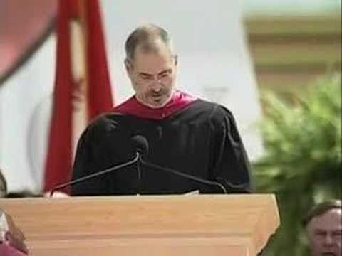 賈伯斯2005史丹佛畢業演講
