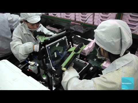 「富士康內幕:獨家檢視iPad製造過程」- Inside Foxconn: Exclusive look at how an iPad is made