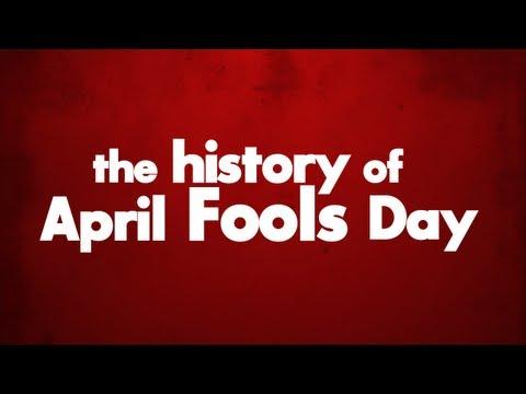 「愚人節的由來」- The History of April Fools Day
