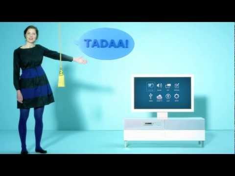 「IKEA新推出UPPLEVA多功能電視」- IKEA UPPLEVA