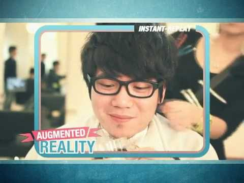 「擴增實境馬克杯」- Philips Male Grooming: Augmented Reality Mugs