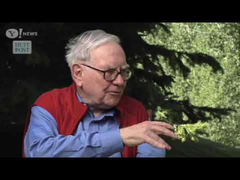 「巴菲特也會在YouTube上鬼混!」- Warren Buffett spends hours on YouTube
