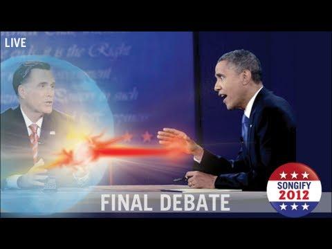 『唱』出總統大選辯論會