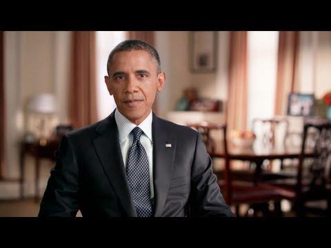 歐巴馬的餐桌政見發表廣告