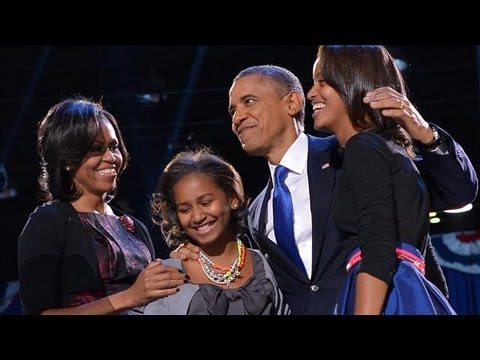 「歐巴馬2012總統大選勝利演說」- Barack Obama's Victory Speech Full: Election 2012