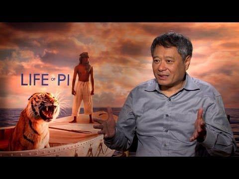 「大導演詹姆斯柯麥隆談李安的《少年Pi的奇幻漂流》」- James Cameron on Ang Lee's Life of Pi