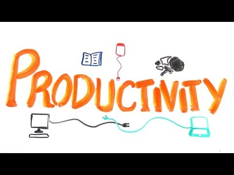 「生產力的科學奧秘」- The Science of Productivity