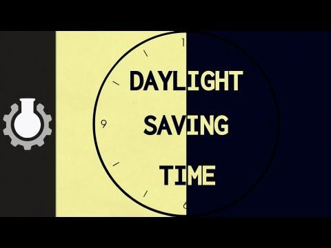「日光節約時間」- Daylight Saving Time Explained