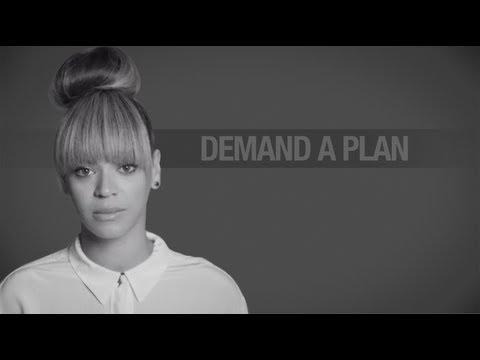「要求一個計劃:終結槍械暴力」- Demand A Plan to End Gun Violence