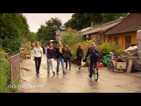 「丹麥:哥本哈根」- Copenhagen, Denmark: Christiania