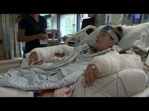 生命鬥士Lindsay Ess的故事(二):術後復健