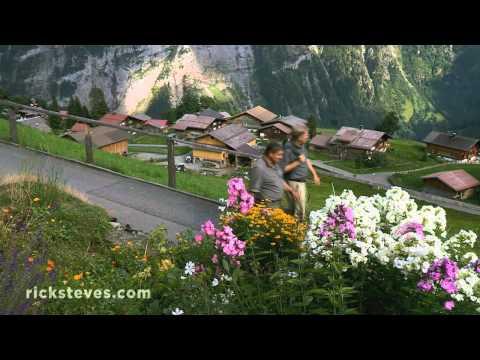 「阿爾卑斯山上的天堂」- Rick's Latest from the Alps
