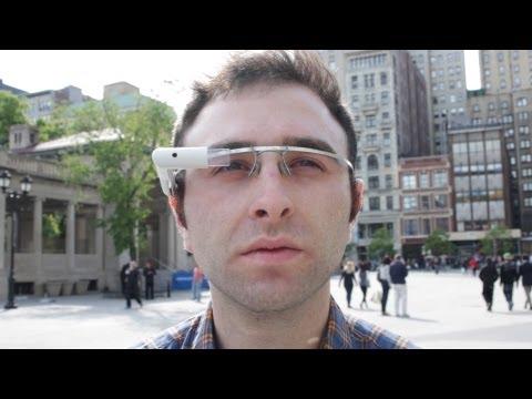 Google Glass攝影師