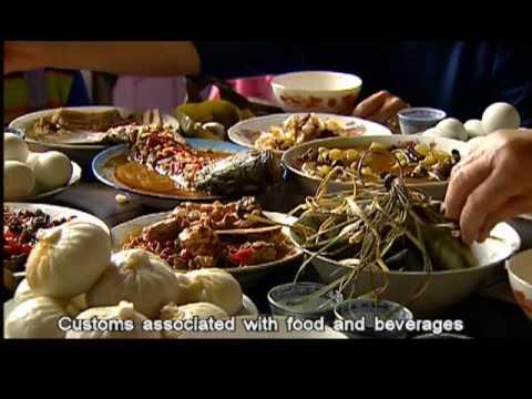 「端午節」- The Dragon Boat festival