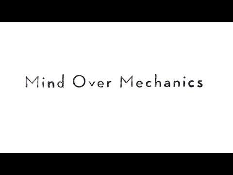「心靈控制不是夢?」- Mind Over Mechanics