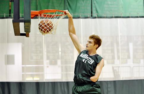 獨臂籃球哥:Kevin Laue的真實故事