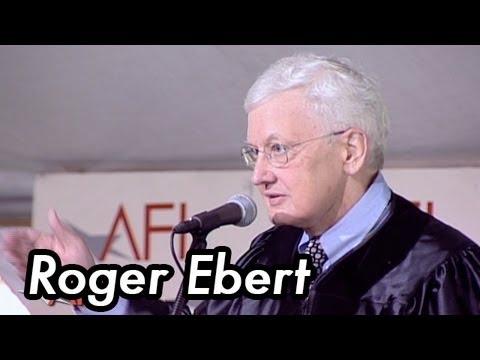 權威影評Roger Ebert獲頒美國電影學院榮譽學位