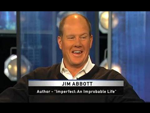 大聯盟傳奇:獨臂左投Jim Abbott