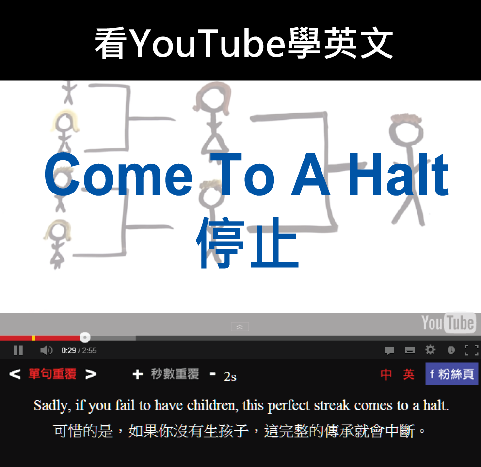 「停止」- Come To A Halt