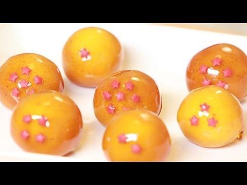 許個願吧!動手做七龍珠蛋糕球