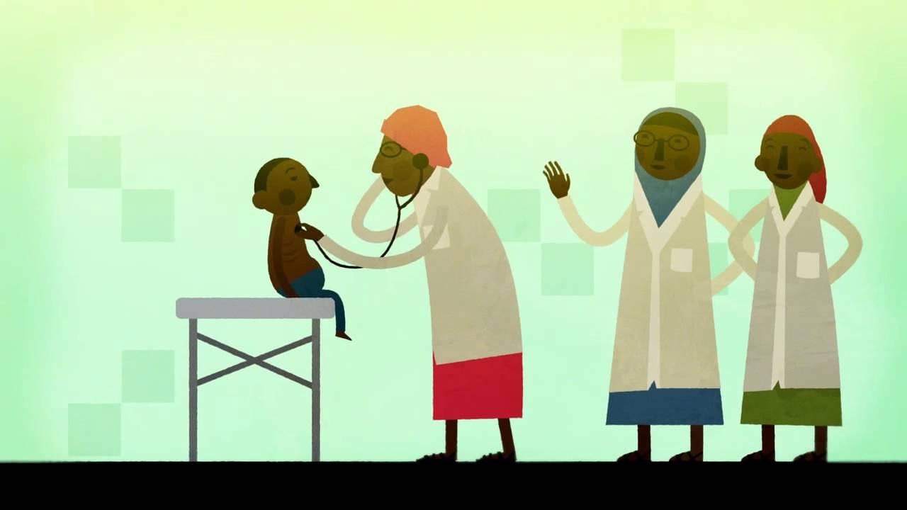 現代史懷哲:Hawa Abdi醫生