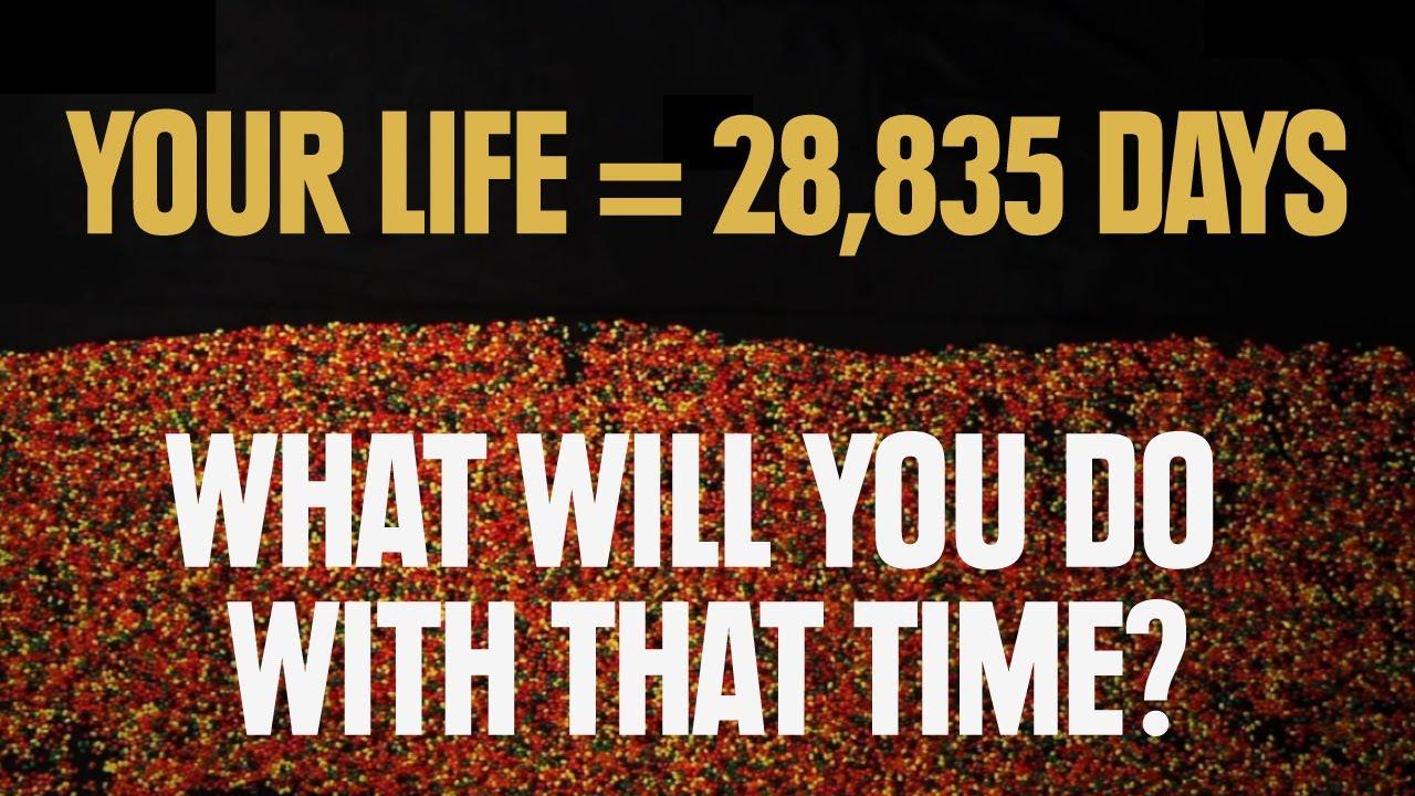 你還擁有多少時間?