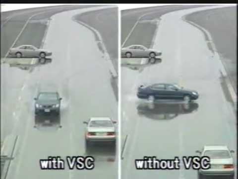 行車安全的守護者:認識ABS、TRC及VSC
