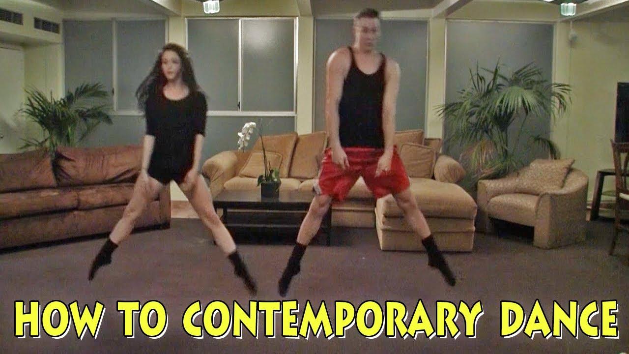 15個搞笑動作跳出優美現代舞
