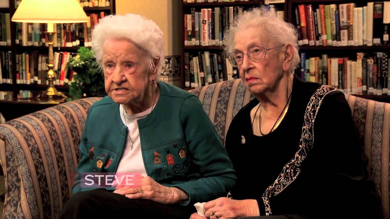 百歲姊妹淘談流行