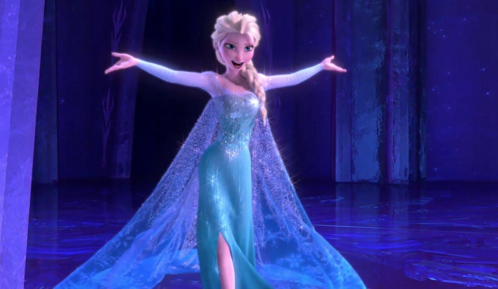 奧斯卡最佳原創歌曲:Let It Go