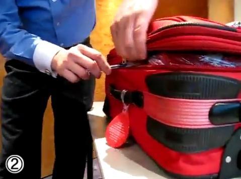 【機場英文】防不勝防!小心你的行李!