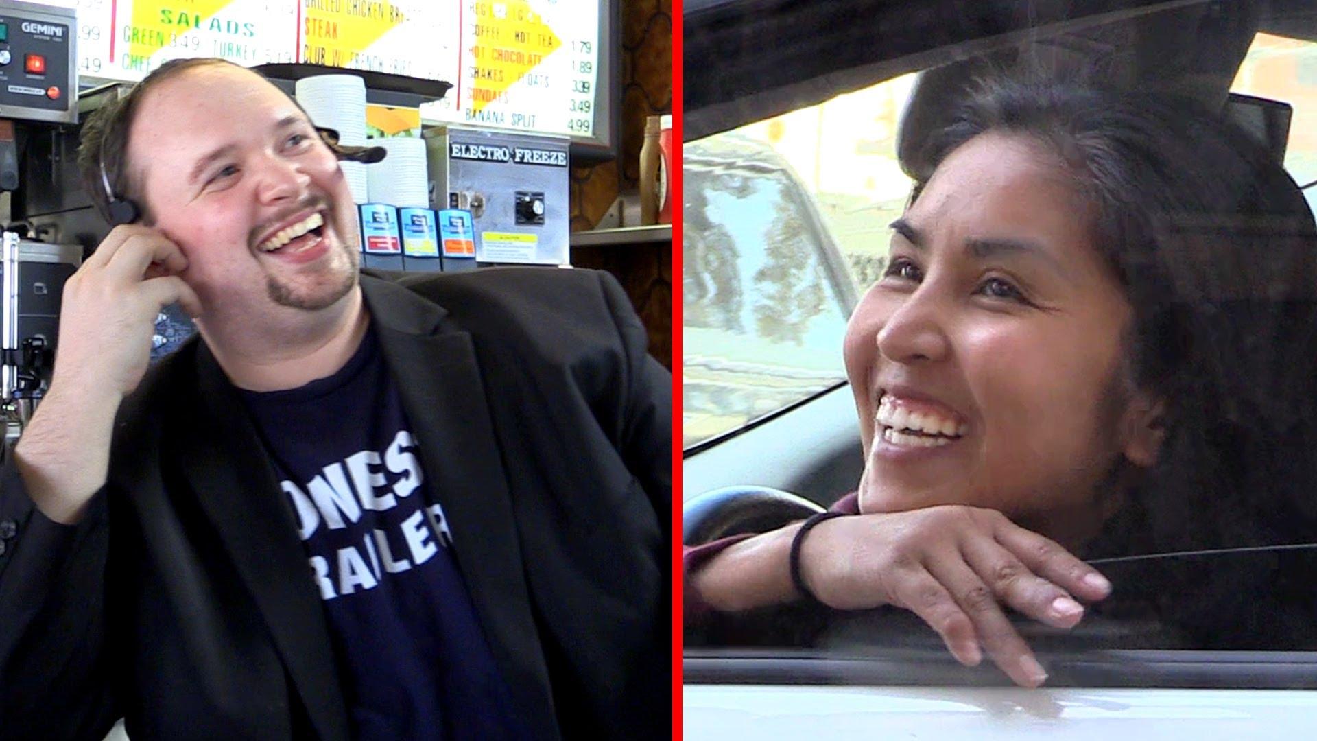【生活英文】惡作劇搞笑影片教你用英文點餐