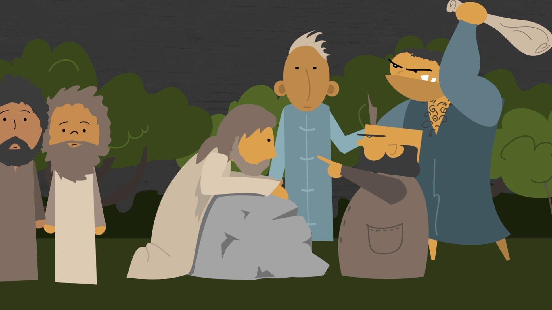 上帝的故事:復活節