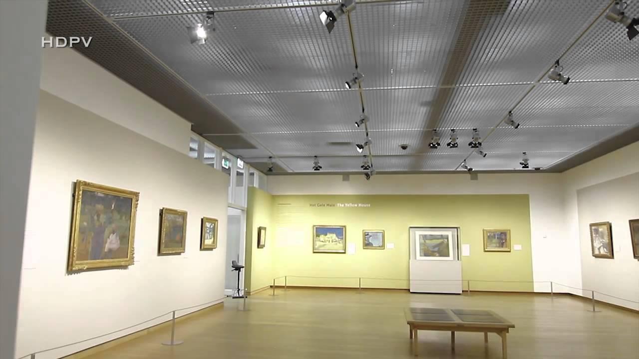 傳奇畫家的舞台:荷蘭梵谷美術館