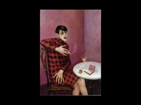 奧托‧迪克斯:〈記者席維亞‧馮‧哈德肖像〉
