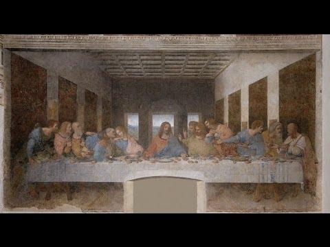 「達文西:〈最後的晚餐〉」- Leonardo, Last Supper, 1495-98