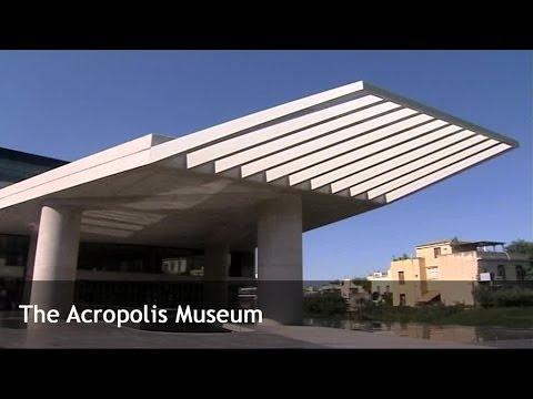 【博物館巡禮】希臘雅典:衛城博物館