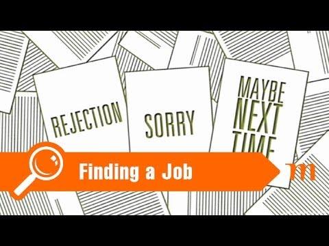 求職英文!七個小技巧,讓你求職路上正向積極、越挫越勇