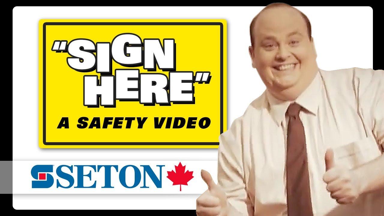 警告標示可別亂貼!趣味宣導影片教您實用英文片語