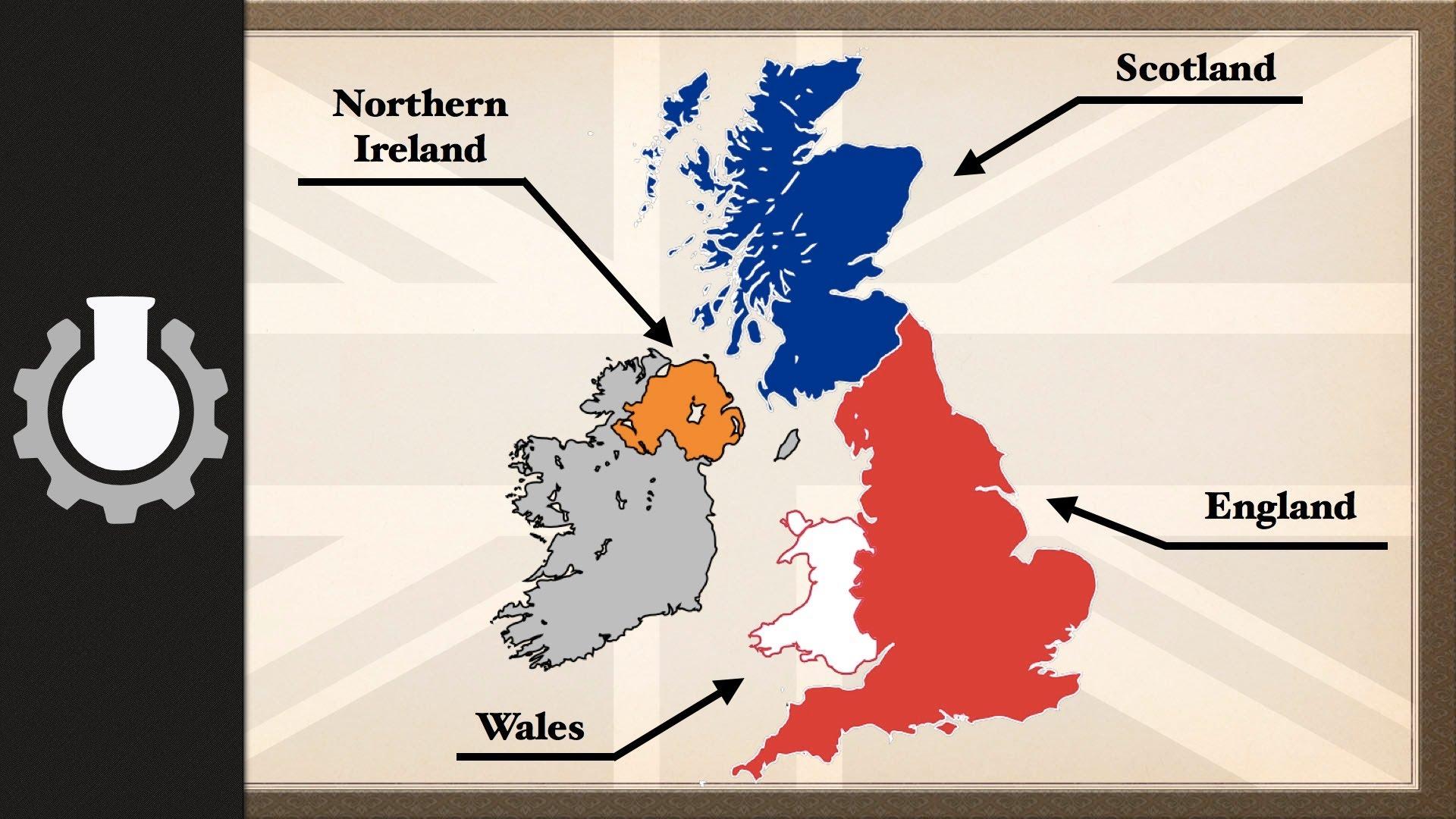 蘇格蘭為何要獨立公投?先來了解大不列顛群島