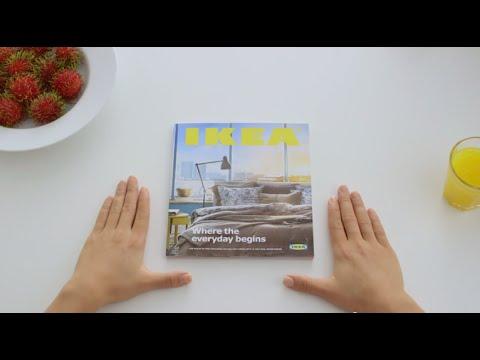 IKEA 教你型錄英文,完全即時無 lag 的頁面載入讓挑選家具更愜意