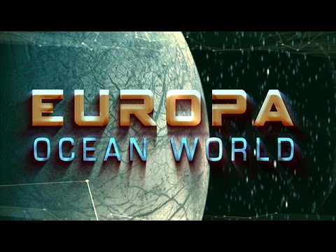 木星的海洋世界──木衛二
