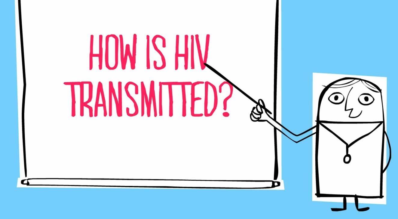 「愛滋病毒,這樣會傳染嗎?」- How Is HIV Transmitted?