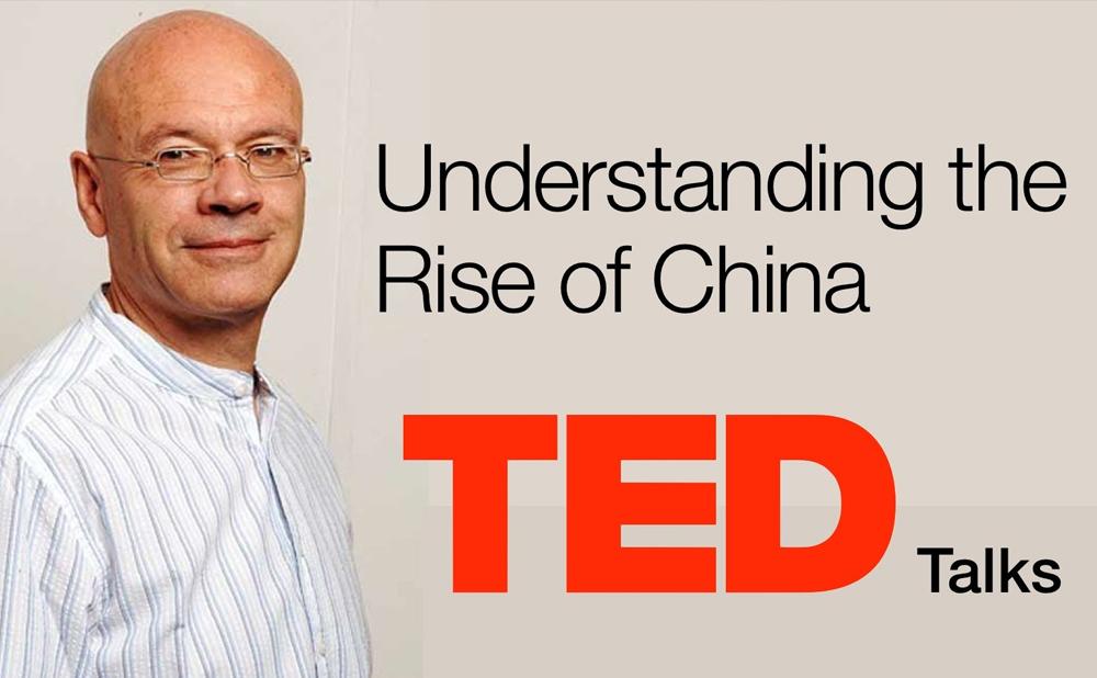 Martin Jacques:了解中國的崛起