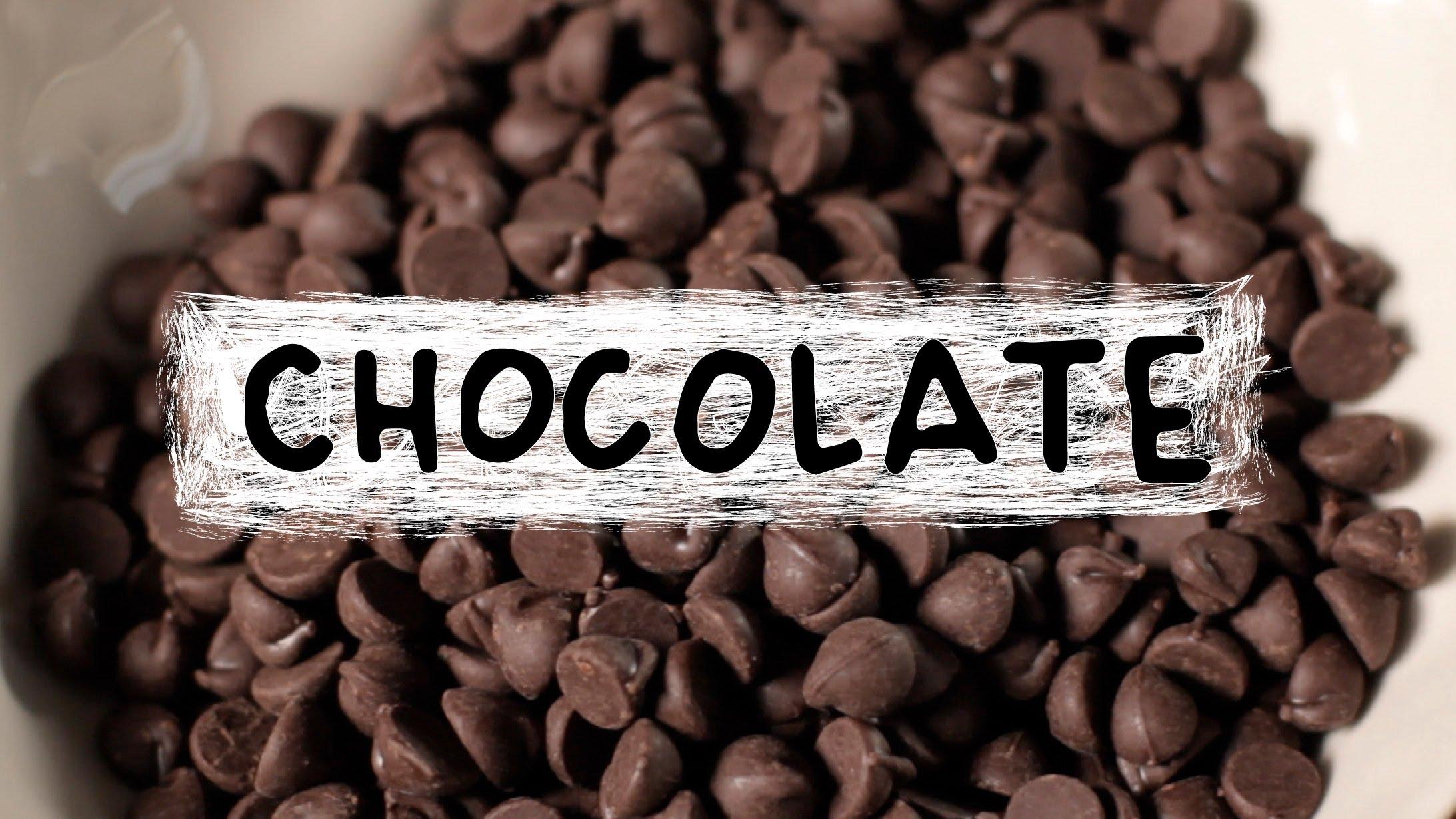 巧克力英文教學,甜蜜蜜的超級食物!