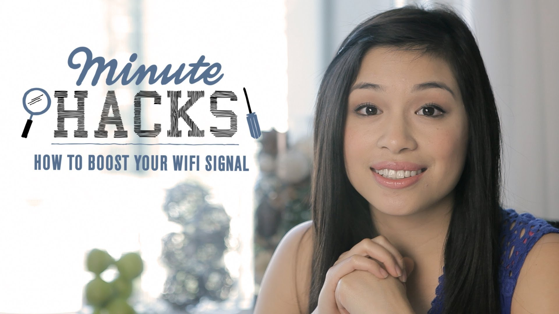 「如何加強無線網路訊號?」- Minute Hacks: How To Boost Your Wifi Signal