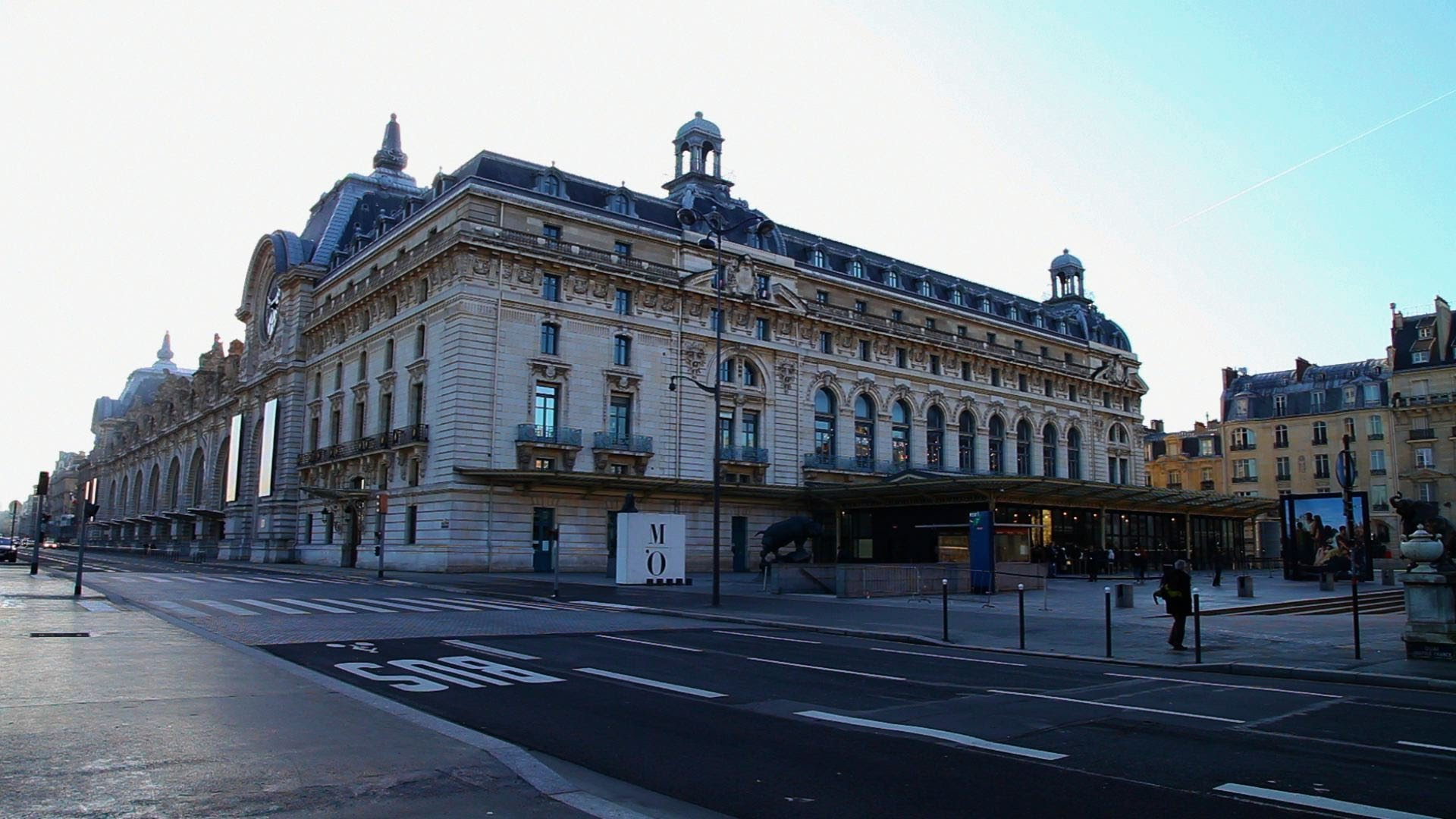 【博物館巡禮】法國:奧賽博物館