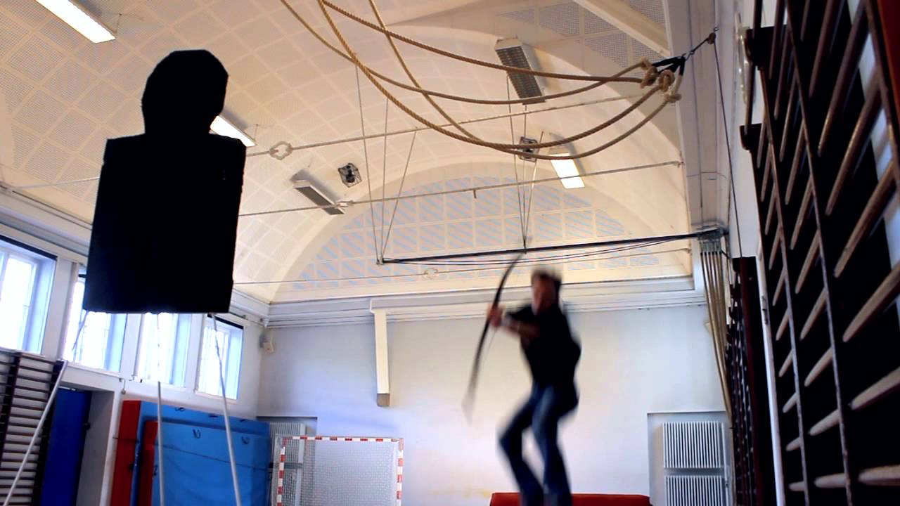 丹麥神射手 Lars Andersen—這真是太瘋狂了!