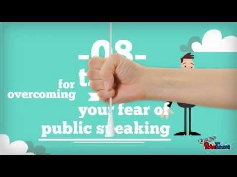 一上台就皮皮挫?八個小秘訣讓你不再害怕公開演說!