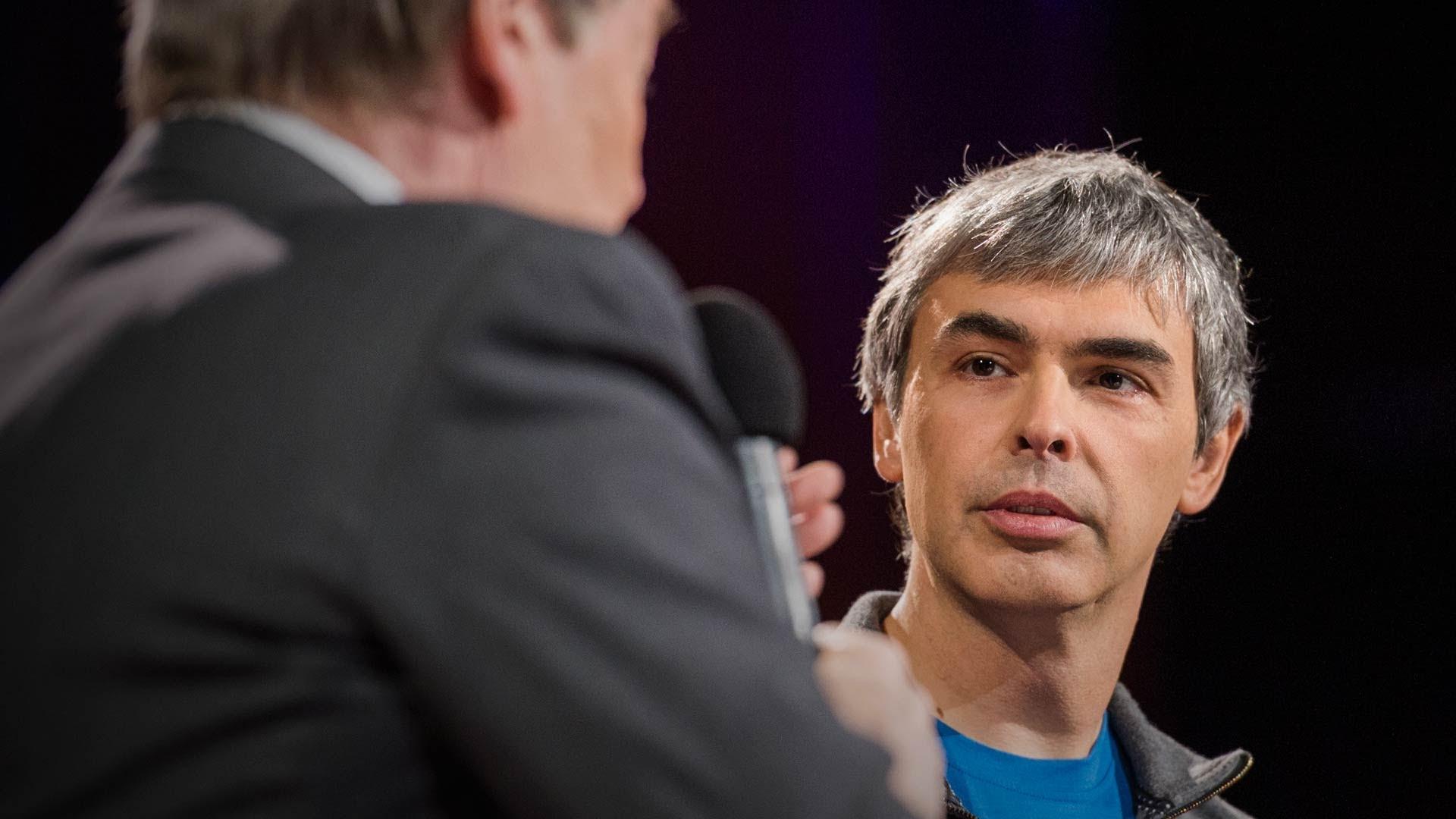 Larry Page:Google 下一步?